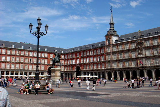Plaza Mayor Madrid The Sophistication of Madrid