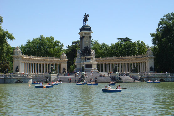Retiro Park Madrid The Sophistication of Madrid